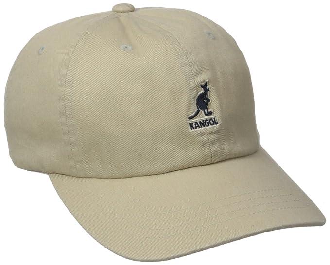 5f537821e10 Kangol Washed Baseball Cap  Amazon.co.uk  Clothing