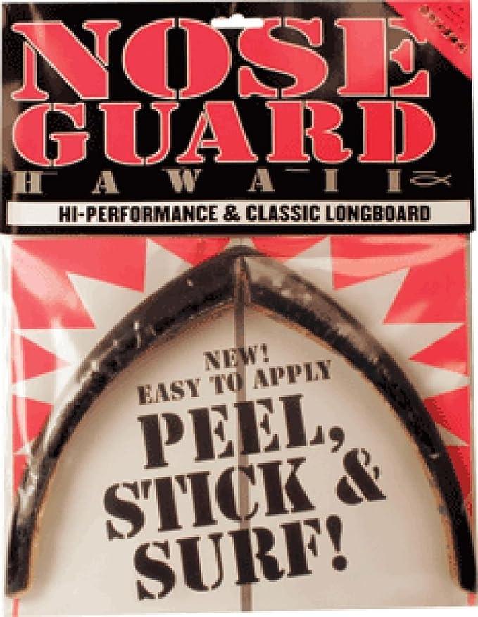 Surfco Hawaii Longboard Clear Nose Guard Kit