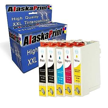 Alaskaprint 29XL Compatible para Epson 29 Cartuchos Alta Capacidad ...
