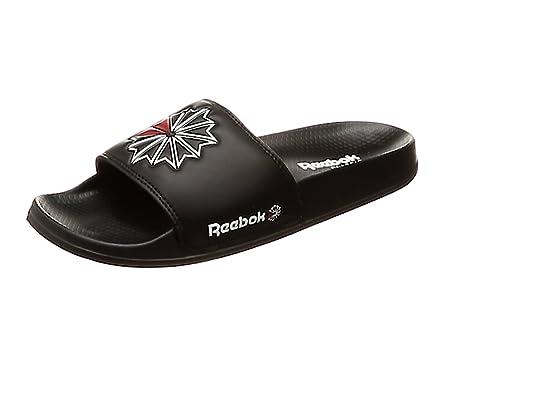 c6683d4f0 Reebok Adults  Classic Slide Beach   Pool Shoes  Amazon.co.uk  Shoes ...