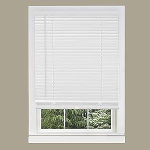 """Achim Home Furnishings MSG227WH06 Morningstar G2 Cordless Blinds, 27"""" x 64"""", White"""