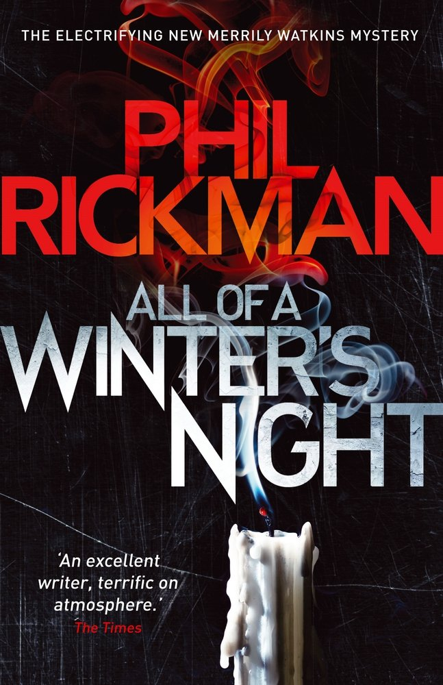 All of a Winter's Night (Merrily Watkins Mysteries)