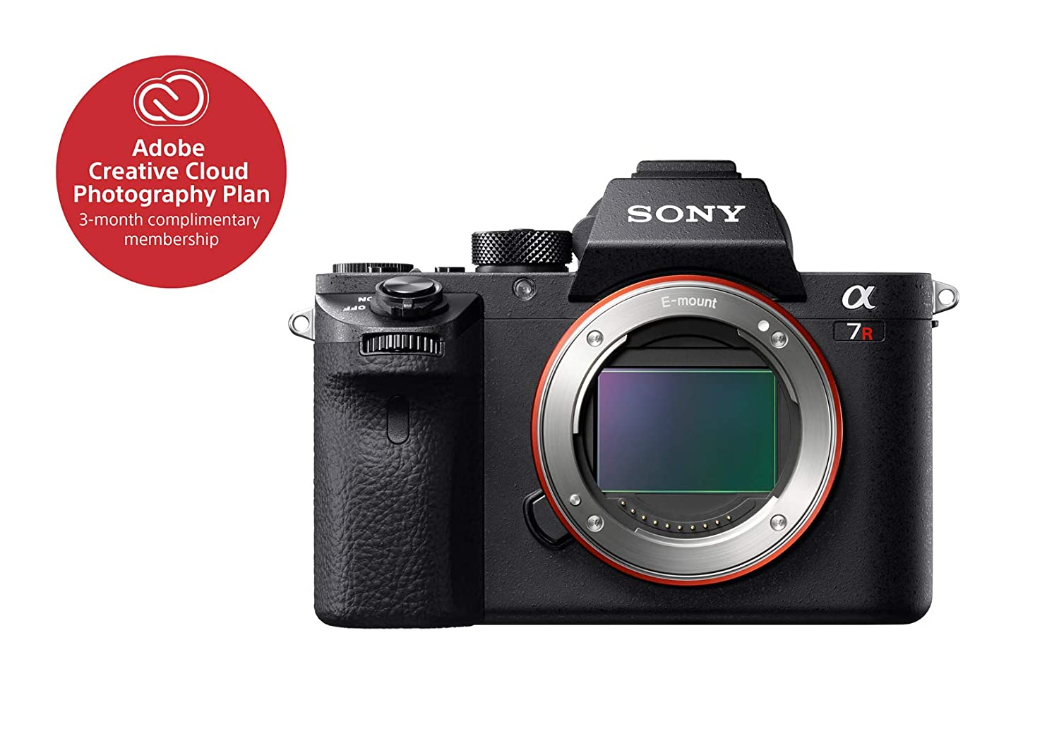 Sony A7r Ii Full Frame Mirrorless Interchangeable Lens Underwater Camera Wiring Diagram Body Only Black Ilce7rm2 B Photo