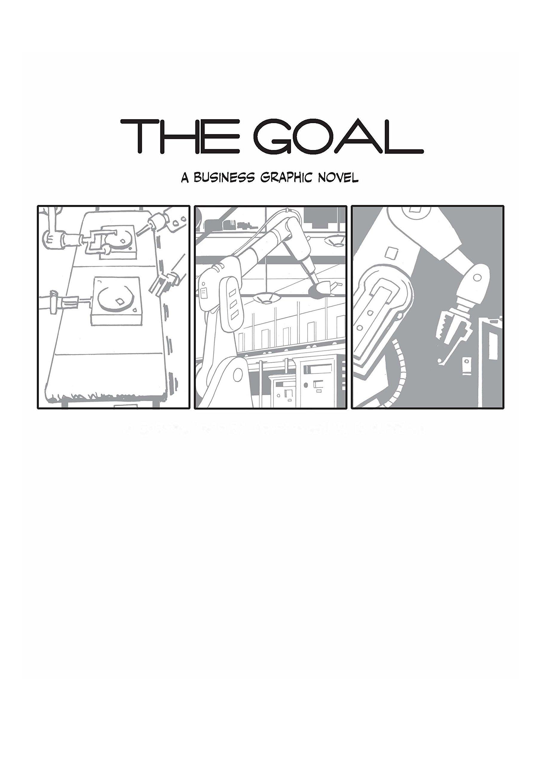 The Goal: A Business Graphic Novel: Eliyahu M Goldratt, Dwight Jon  Zimmerman, Dean Motter: 9780884272076: Amazon: Books