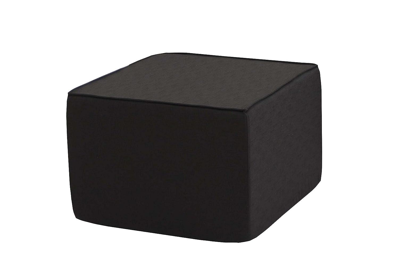 SOFTBLOCK SB-OTTO22-BLK Foam Ottoman Black