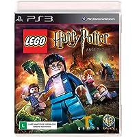 Jogo Lego Harry Potter - PS3 - Anos 5 A 7