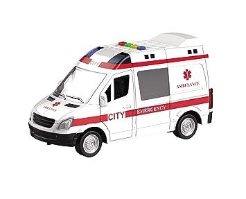 Luz Juguetes Sonidos17330Amazon esJuegos Ambulancia Y 45q3jLAR