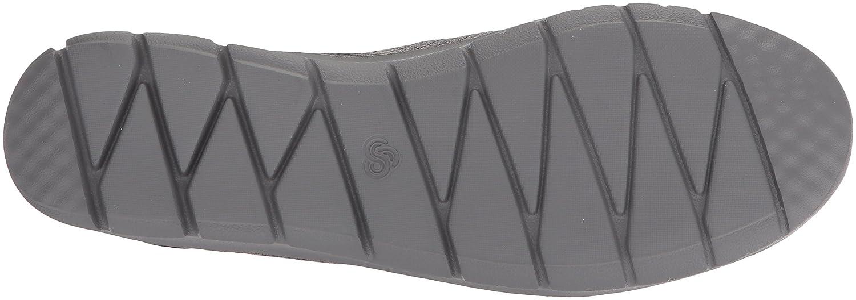 Clarks Damen Step AllenaBay Turnschuh schwarz schwarz schwarz Heatherot Fabric 39.5 M EU fab243