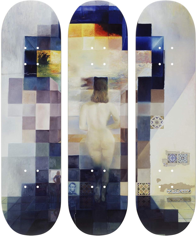 Third Rail Foil Sticker Skateboards
