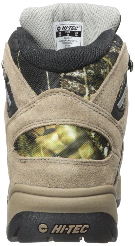 edc5f616a41 Hi-Tec Men's Bandera Mid Waterproof Hiking Boot