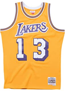 cf588b77e13 Amazon.com   Mitchell   Ness James Worthy Los Angeles Lakers NBA ...