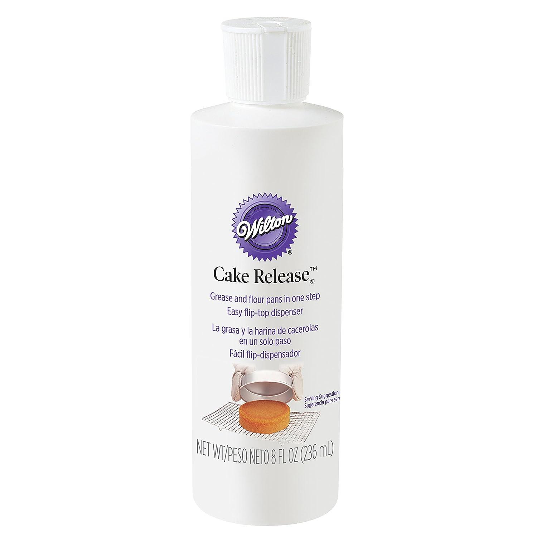 Cake Release Baking Tin Coating; 236ml (8oz) Wilton 702-6016 WIL 702-6016