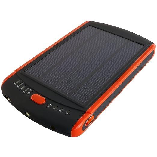2 opinioni per Incredibile Caricabatterie solare 23000mAh 5V, 500mA/1.5A; 16V 19V 21V/4.3A