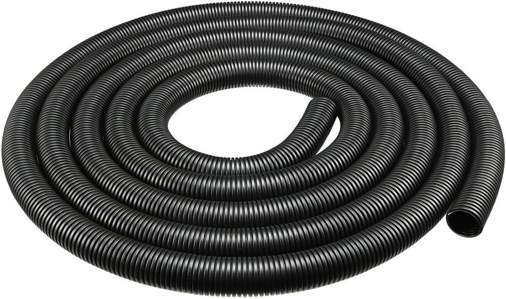20mm Black White Flexible Electrical Corrugated Polypropylene Conduit Choice
