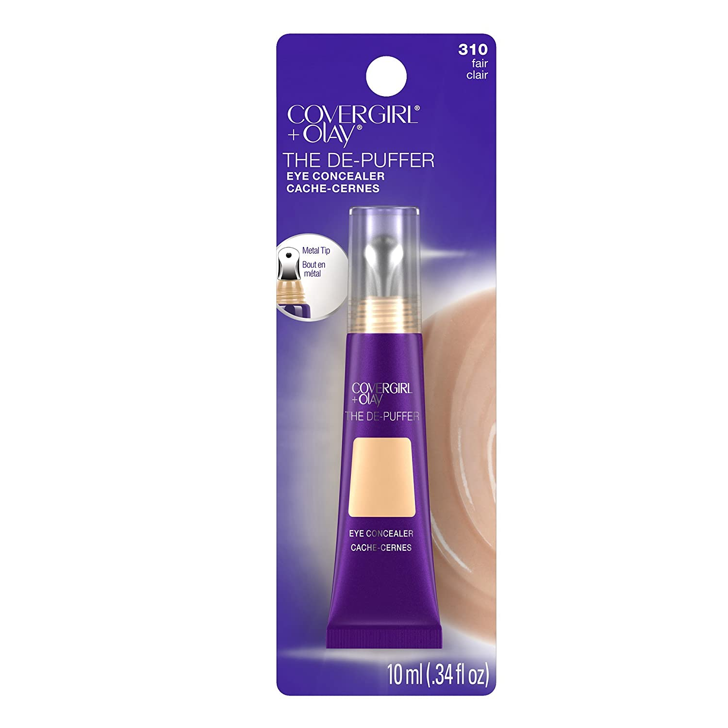 COVERGIRL+Olay The Depuffer Fair 310, .3 oz, Old Version (packaging may vary)