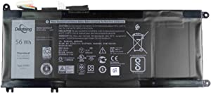 Dentsing 33YDH 15.2V 56Wh/3500mAh 4Cell Battery Compatible with Dell Inspiron 7577 7000 7773 7778 7779 7786 2-in-1 G3 15 3579 17 3779 G5 5587 G7 7588 Latitude 3380 3490 3580 3590 Vostro 7570 7580