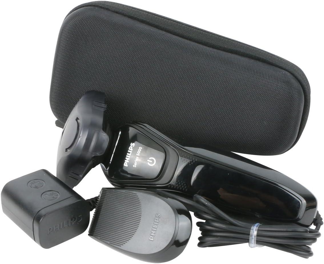 Duro Viajar Caso Cubrir para Philips AquaTouch Serie 5000 S5420 ...