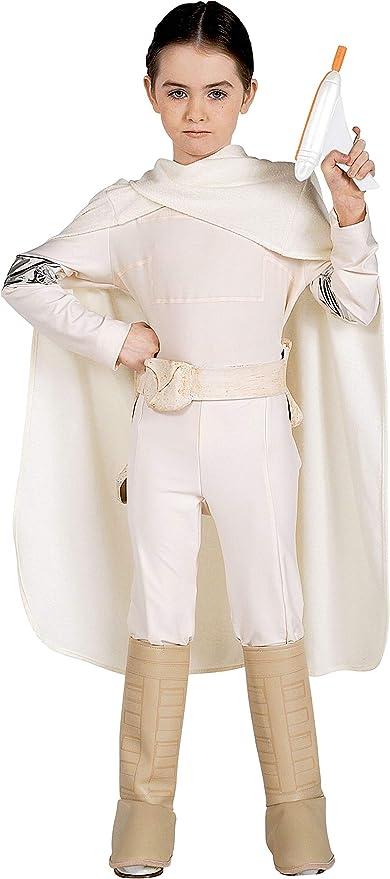 Star Wars - Disfraz de princesa Padmé Amidala: Amazon.es: Juguetes ...