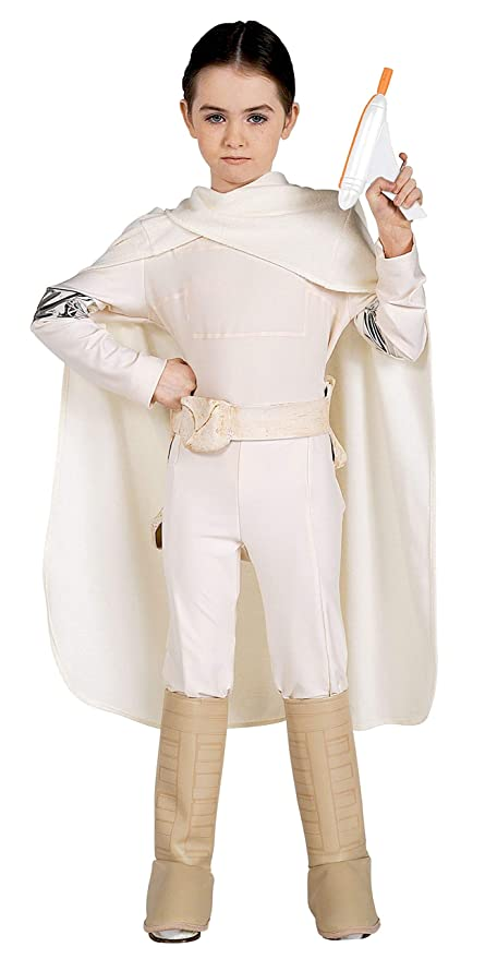 Star Wars - Disfraz de princesa Padmé Amidala: Amazon.es ...