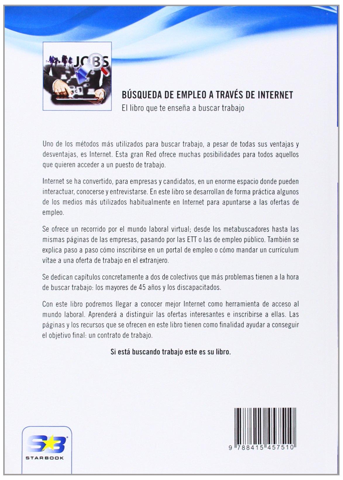 Búsqueda de empleo a través de Internet: Amazon.es: Iván Parro ...