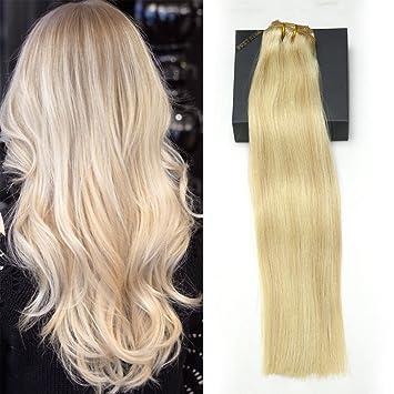Amazon Com Foxy Star Highlight Clip In Remy Balayage Hair