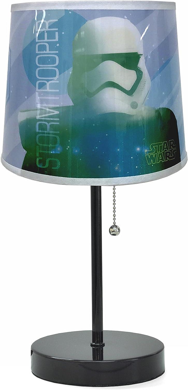 Black 20 Disney Star Wars BB8 Table Lamp