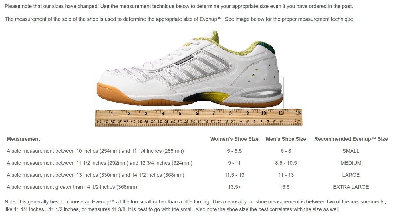 a20d5c44628d42 Amazon.com  EvenUp Shoe Balancer