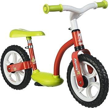 Smoby - Bicicleta de Aprendizaje (sin Pedales): Amazon.es ...