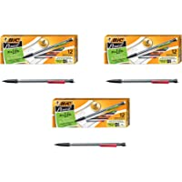 BIC Xtra-Life Mechanical Pencil, Clear Barrel, Medium Point (0.7mm), 12-Count, 3 Pack