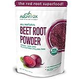 Alovitox Organic Beet Root Powder 16 oz Raw Vegan & Gluten Free (Beet Root Powder, 16 oz)