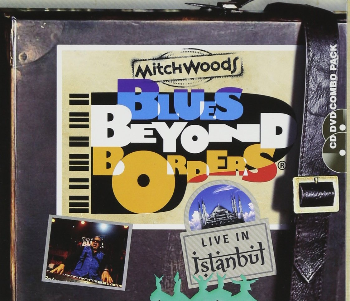 Blues Beyond Borders: Live in Istanbul (CD+DVD)