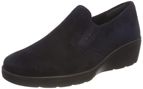 Womens Judith Loafers, Black Semler