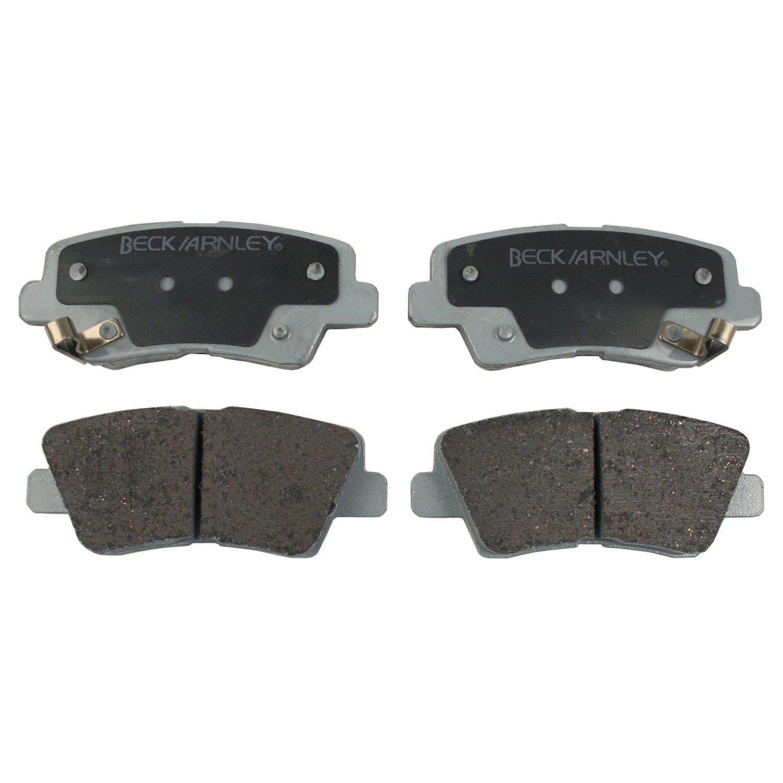 BECKARNLEY 085-1941 Premium ASM Brake Pad