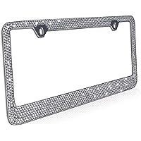 Heavy Duty Metal License Plate Frames