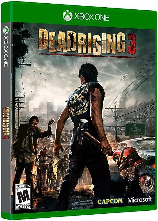 Dead Rising 3 - Edición Apocalipsis: Amazon.es: Videojuegos