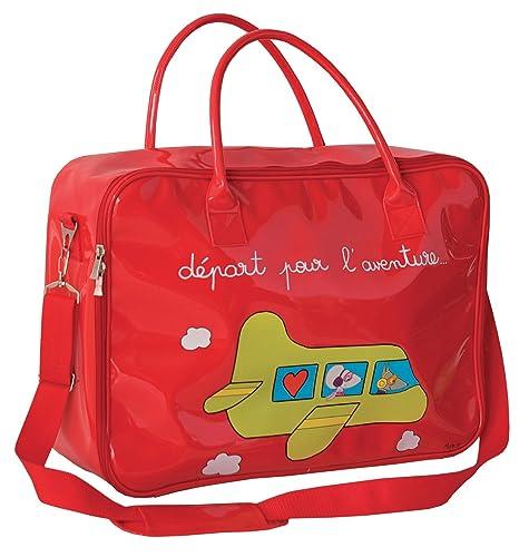 Incidencia de París de las maletas de tela infantil Intrépides, 50 cm, 20 L