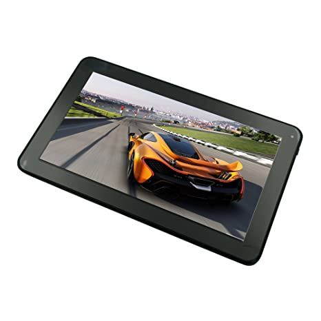 Zeepad 9'' Quad Core Google Android 4 4 Kitkat Tablet Pc, Allwinner A33  Cortex A7, 8Gb, Dual Camera, Google Play Pre-Load, Multi-Touch Screen, 3D  Game