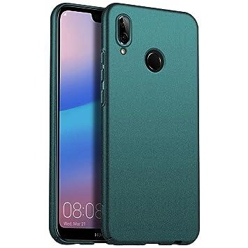 Huawei P20 Lite Funda, Elegante Carcasa Dura Ultra Delgada Por GOGME, Cubierta De Teléfono Limpio Minimalista Anti-ralladuras Para Huawei P20 Lite. ...