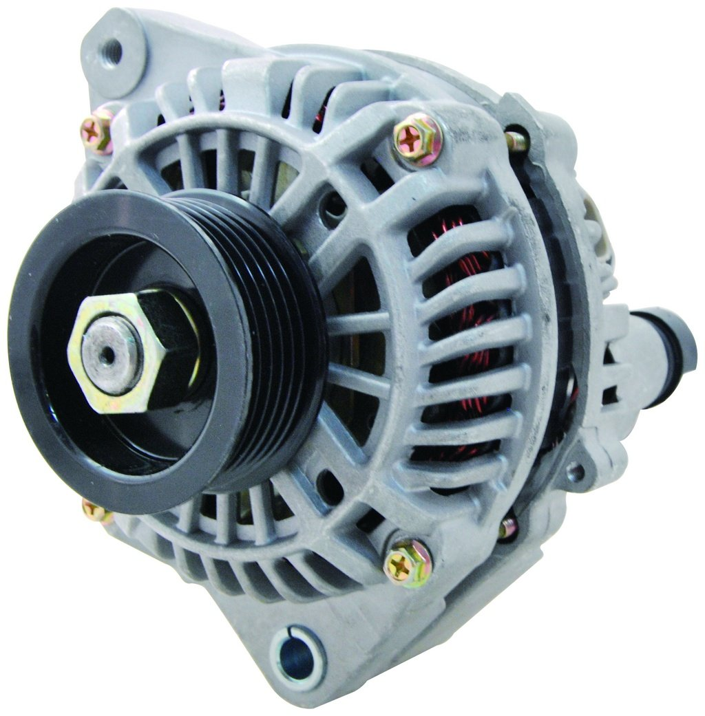 Amazon.com: New Alternator For Honda Civic 1.7 DX LX EX VP D17 2001 2002  2003 2004 2005: Automotive