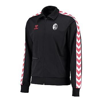 Hummel SC Freiburg Trainingsjacke Poly Zip Jacket 20162017