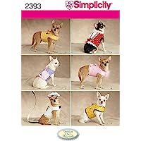 Simplicity 2393 - Patrones de Costura para Hacer