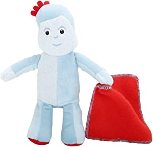 IN THE NIGHT GARDEN Iggle Piggle Soft Toy, 20 cm