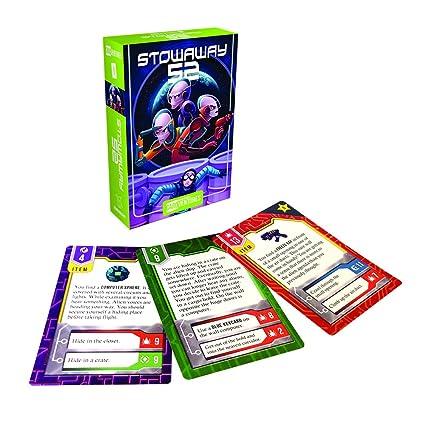 Cardventures - Stowaway 52 Card Game