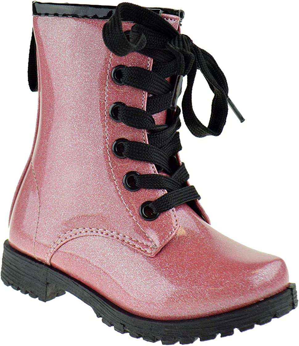 combat boots for little girls