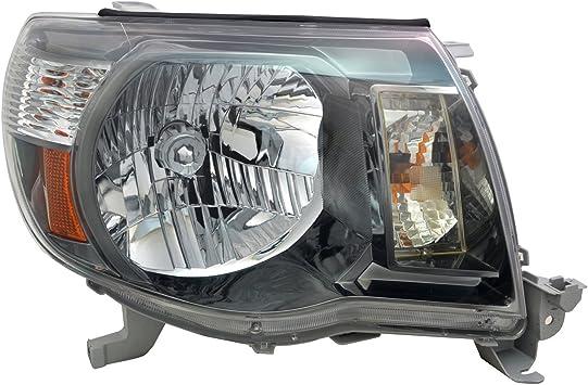 2003 Motorhome class b VOLKSWAGEN EUROVAN CHASSIS Post mount spotlight 6 inch -Black Driver side WITH install kit Larson Electronics 1015P9IZ2FA LED