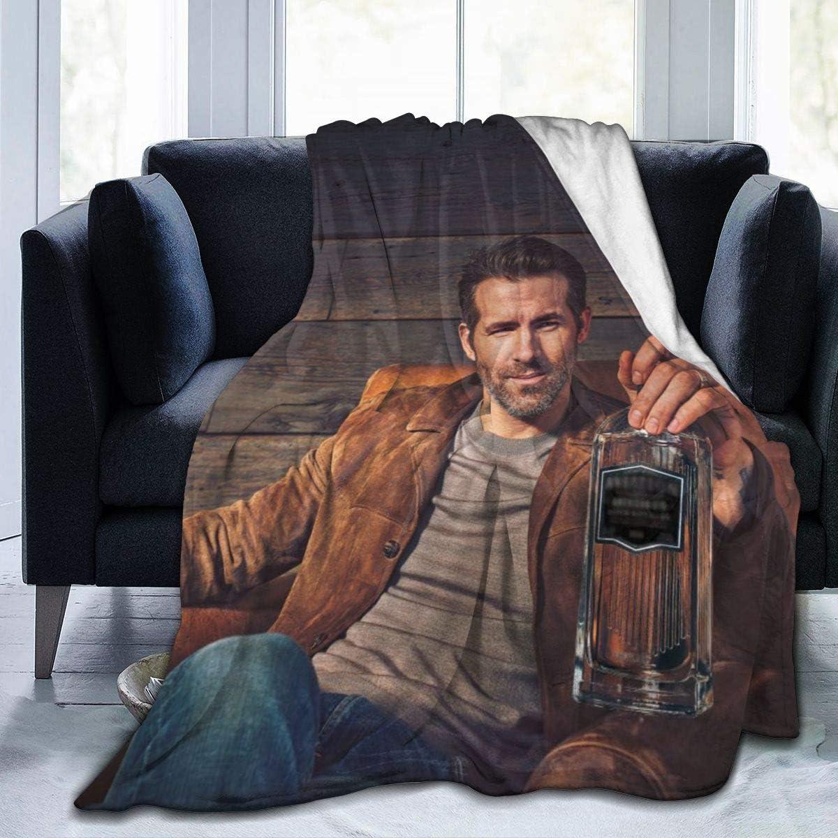 BIGFANSS Ultra-Soft Micro Fleece Blanket