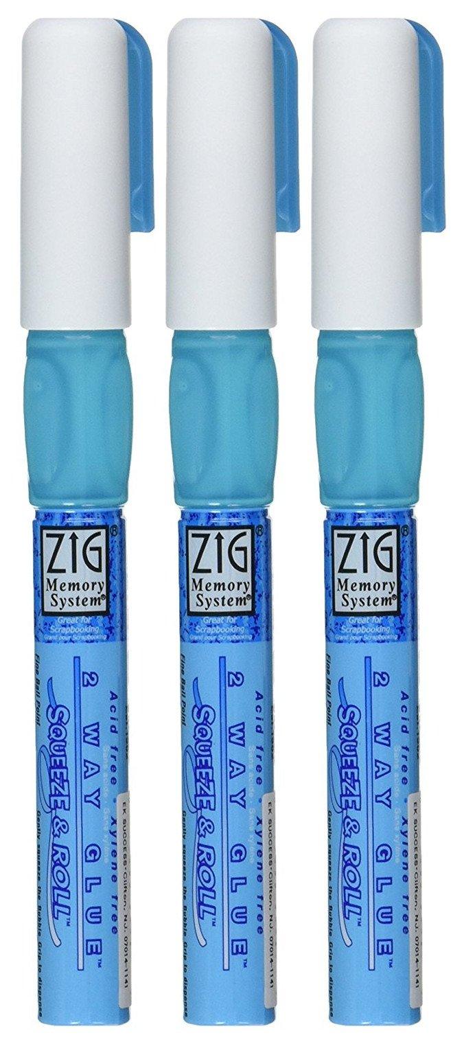 EK Tools Sistema de memoria Zig 2-Way Squeeze and Roll Gl...