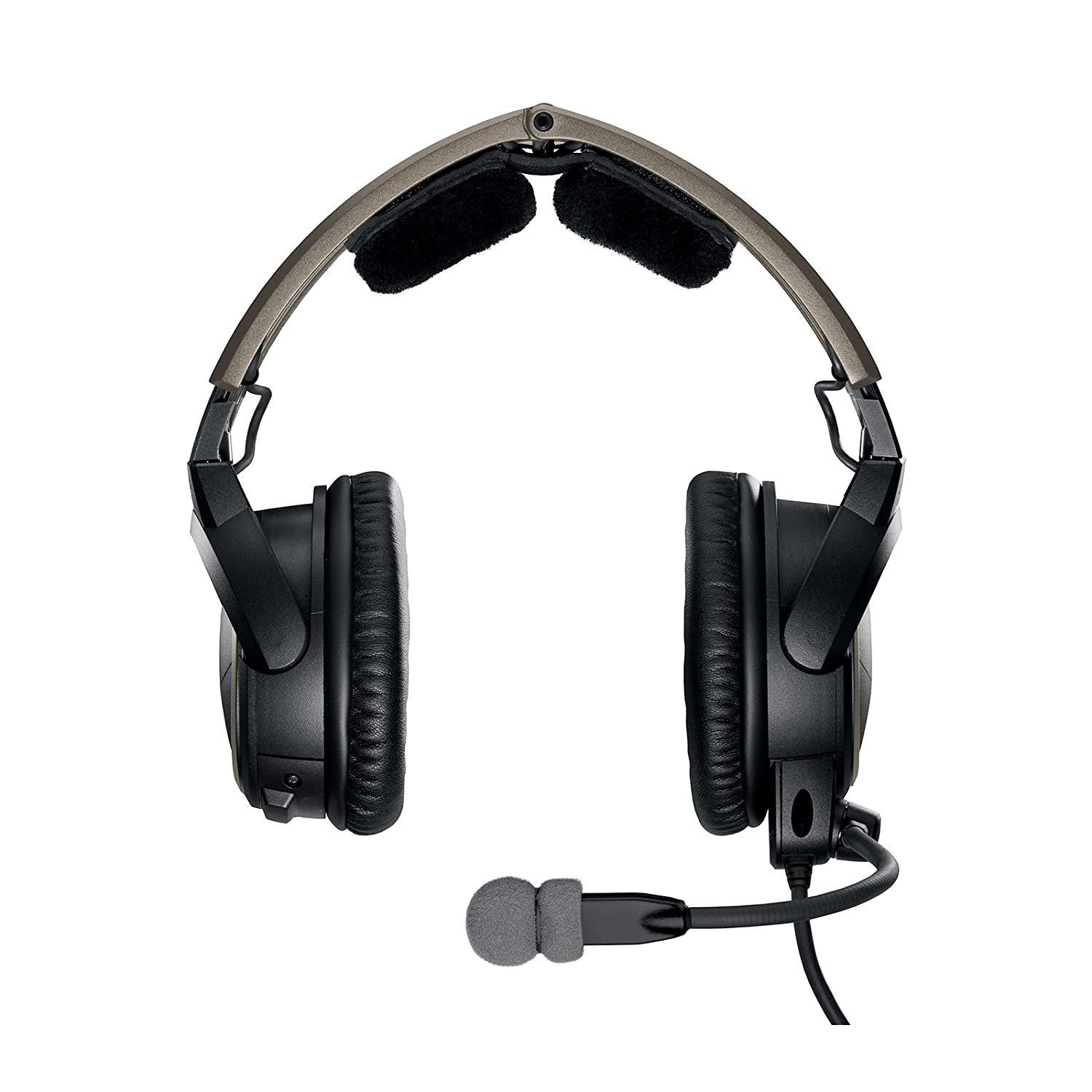 Amazon.com: Bose A20 Aviation Headset with Bluetooth Dual Plug Cable,  Black: Home Audio & Theater