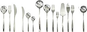 Mepra flatware-sets, Silver