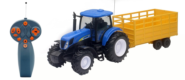 Remolque para Tractor New Ray 09617